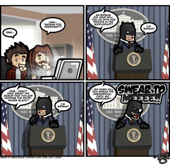Batman for President