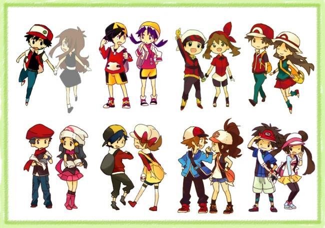 Mikeito: Pokémon Challenge - Animexx.de