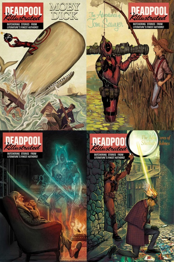 Deadpool-Killustrated-covers